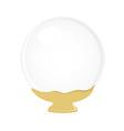 Magic orb vector image
