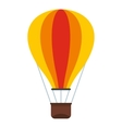 Baloon icon flat style vector image