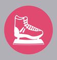 skate design vector image