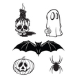 halloween cartoon s vector image vector image