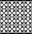creative white triangle design pattern vector image