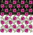 folkstyle pattern vector image