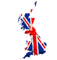 old britain vector image