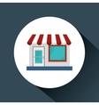 store icon e-commerce design vector image