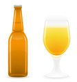 beer 07 vector image