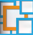 geometric texture background vector image