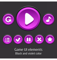 GameUiElements08 vector image