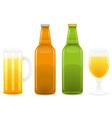 beer 09 vector image vector image