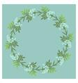 Wreath vector image vector image