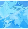 Watercolor Blue Background vector image