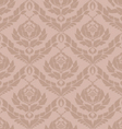 decorative wallpaper pattern vector image vector image