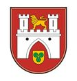 Hannover Coat of Arms vector image vector image