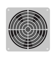 Air conditioning vector image