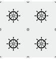 Colunbus day or marine pattern vector image