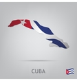 country cuba vector image vector image