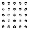 People Avatars-3 vector image