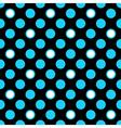 Seamless black vintage pattern vector image vector image