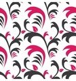 Seamless floral pattern Decoration background vector image