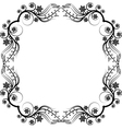 frame ornaments vector image vector image