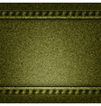 green jeans texture  EPS 10 vector image