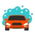 Automatic car wash icon vector image