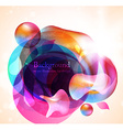 Abstract Background in Color vector image