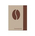coffee card 1501 01 vector image
