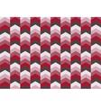 Geometric retro vintage pattern vector image