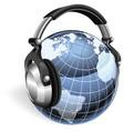 world music vector image