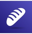 bread bakery symbols design logo template food vector image