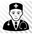 Physician Icon vector image
