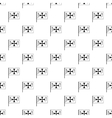 Christopher Columbus flag pattern simple style vector image