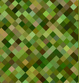 Green camouflage color square background vector image