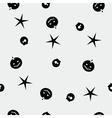Helloween pattern vector image