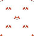 seamless flagi rad vector image