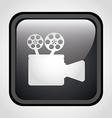 film camera vector image