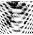 Halftone background EPS 10 vector image