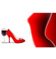 night club concept vector image vector image