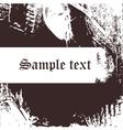 Grunge backdrop vector image