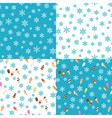 icecream patterns vector image