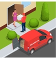 Free delivery Fast delivery Home delivery Free vector image