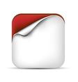 3d App Icon vector image vector image