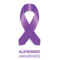 alzheimers vector image