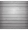 White wooden panel texture vector image