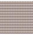 Knitted seamless vector image