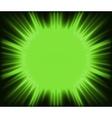 Green Corona vector image
