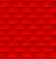 abstract cell texture in red for creative design vector image