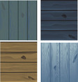 background wood vector image