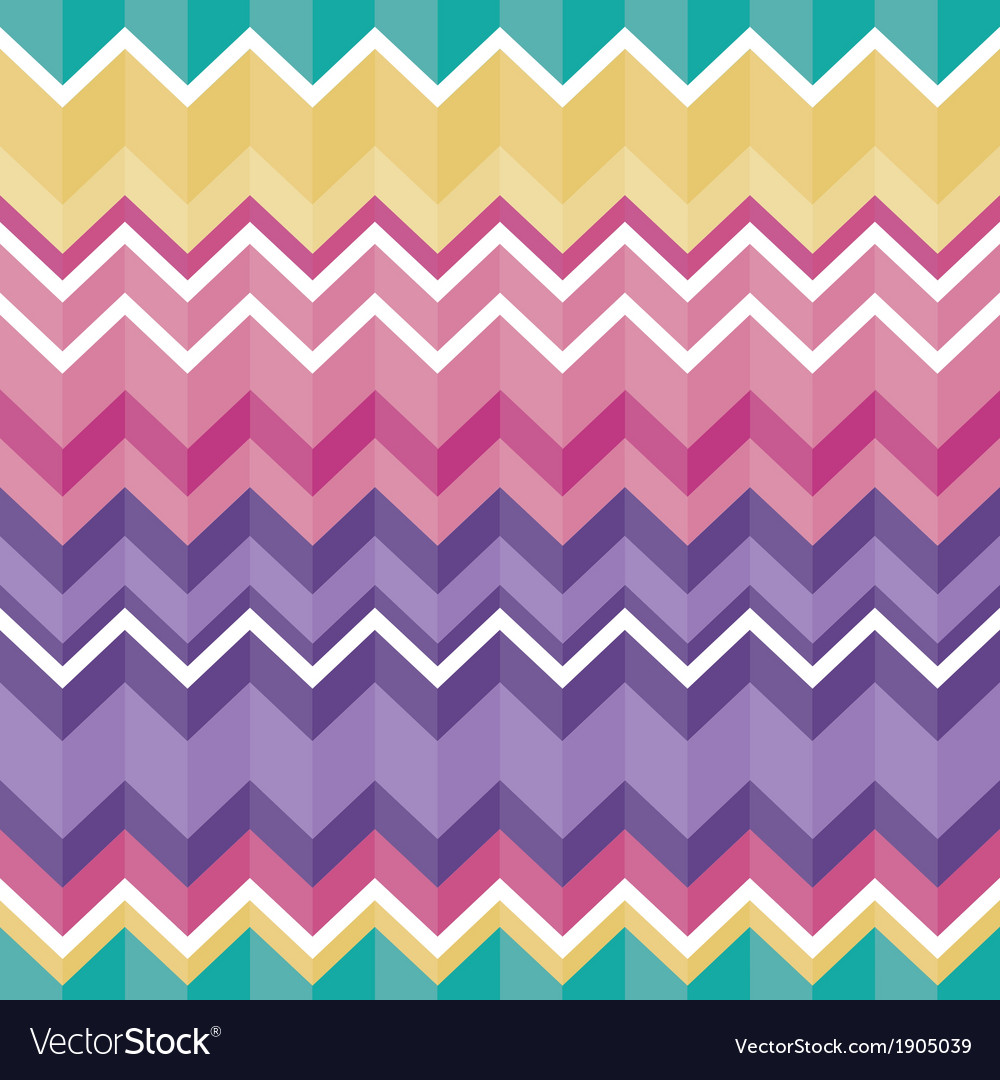 Tribal folk aztec seamless texture pattern vector