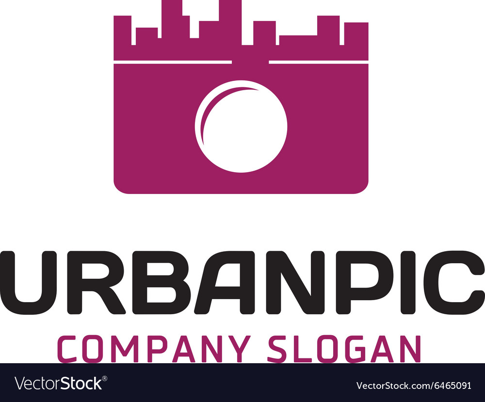 Urban pic design vector